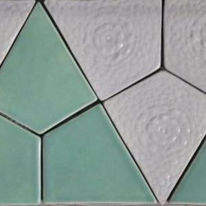 Art 101: Geometric Tile Piece