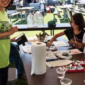 10th Annual Arts In the Park, Art In the Heart of Hamblen County