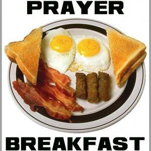 Calendar of Events - Men's Prayer Breakfast