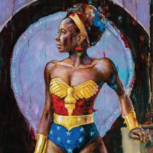 """Being Wonder Woman: A Talk by Aneesha Rhodes"""