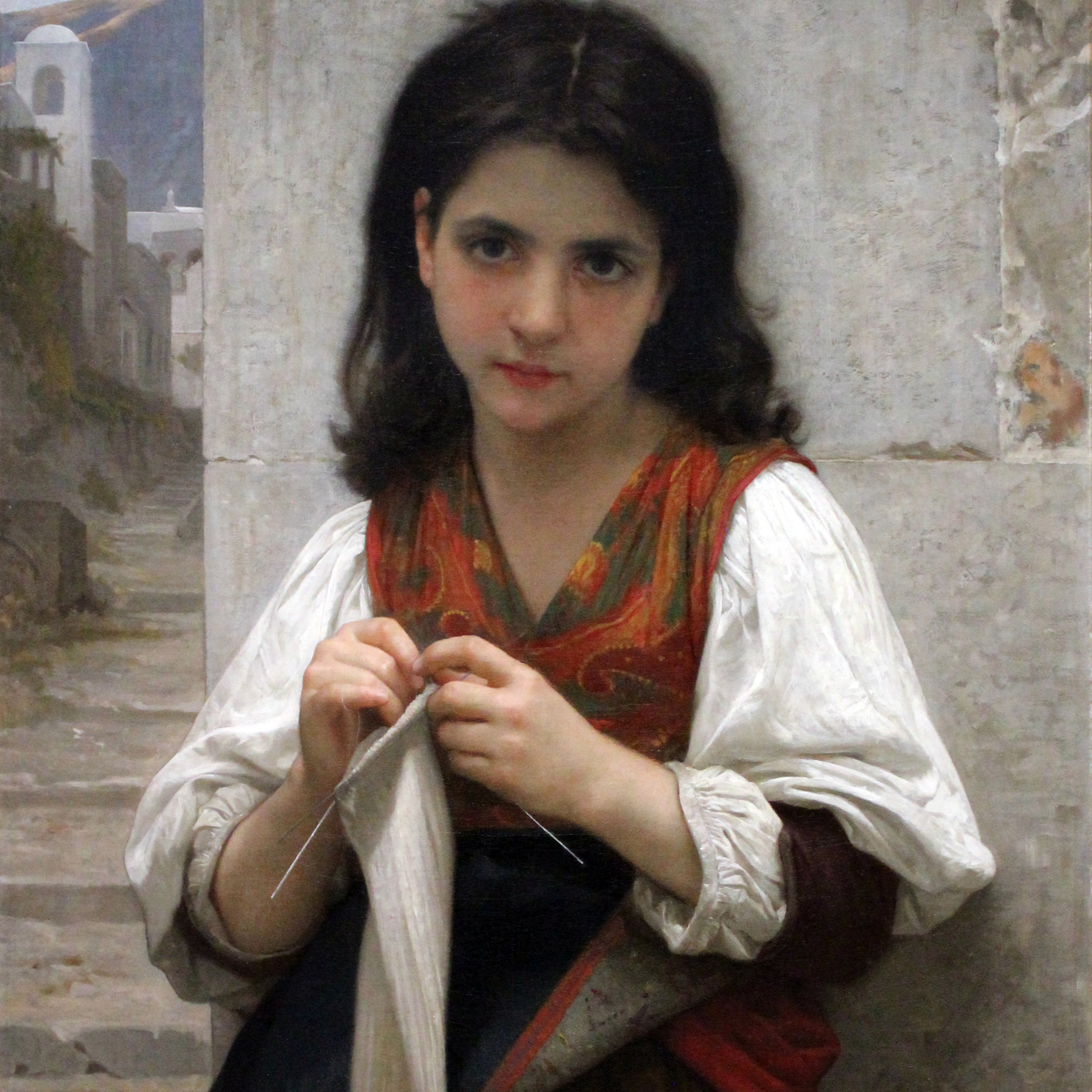Themed Tour: Bouguereau and Cot