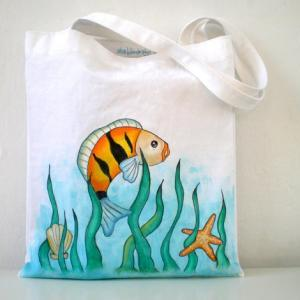 Art 101: Paint a Beach Bag