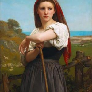 Themed Tour: Bouguereau's Palette