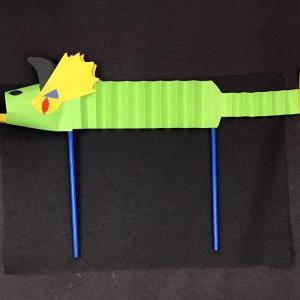 Appleton Museum of Art Events - Teaching Tuesday: Paper Dragon