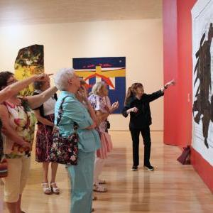 Appleton Museum of Art Events - Docent's Choice Themed Tour
