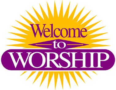 Calendar of Events - Worship Service