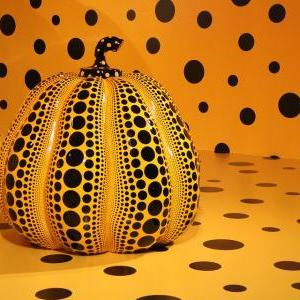 First Saturday: Yayoi Kusama