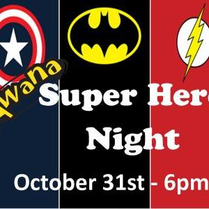 Calendar of Events - AWANA - Super Hero of the Bible