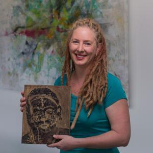 Appleton Museum of Art - (WORKSHOP FULL) Annelies Dykgraaf: Printing with Clay