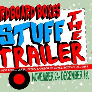 Stuff the Trailer - Cardboard Box Collection