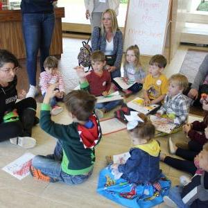 Appleton Museum of Art Events - CANCELLED Museum & Me: Pre-K Storytime