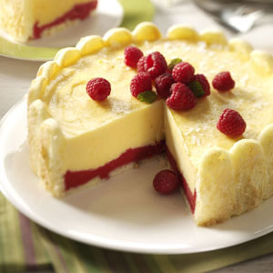 Food Holidays - Vanilla Custard Day