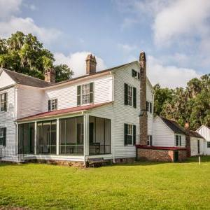 Golden Isles Arts & Humanities Cultural Arts Calendar - Hofwyl-Broadfield Plantation Historic State Site Presents Ghosts & Legends Tour