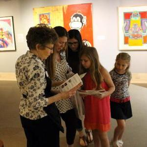 Appleton Museum of Art Events - Half-day Happening