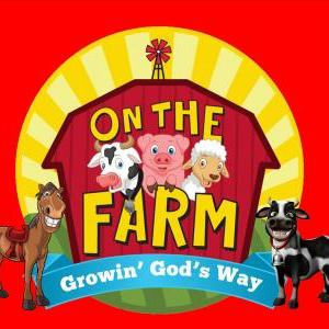VBS Set-Up - On The Farm