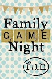 Kids Events - Family Game Night