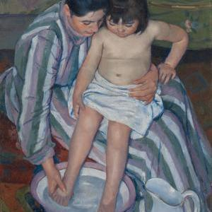 First Saturday: Mary Cassatt