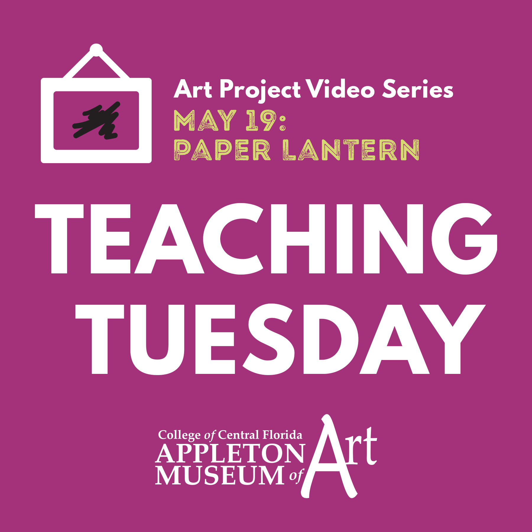 Teaching Tuesday: Paper Lantern